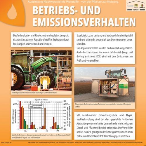 Abteilung 5: Betriebs- und Emissionsverhalten