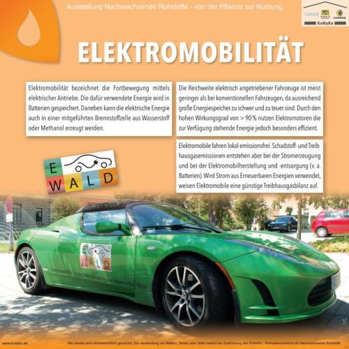 Abteilung 5: Elektromobilität