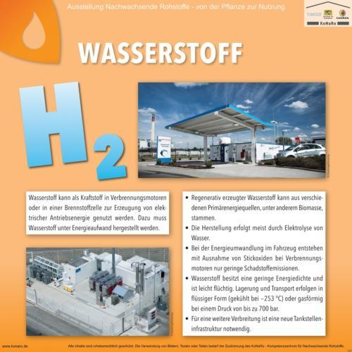 Abteilung 5: Wasserstoff