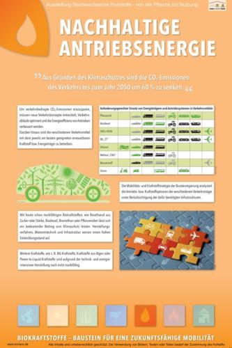 Abteilung 5: Nachhaltige Antriebsenergie