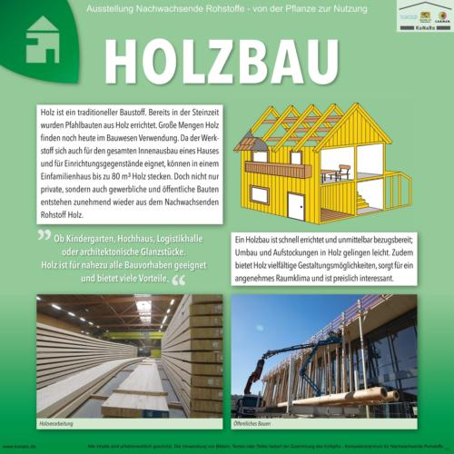 Abteilung 7: Holzbau