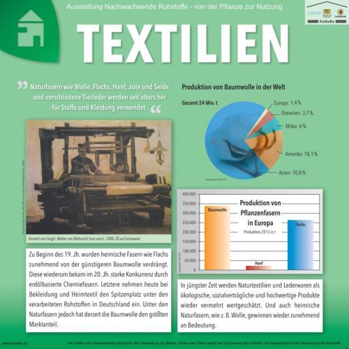 Abteilung 7: Textilien